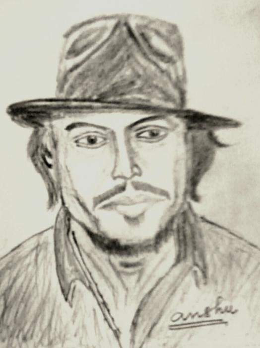 Johnny Depp by AvinashJhaAnshu